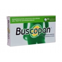 Buscopan 30 cpr riv 10mg