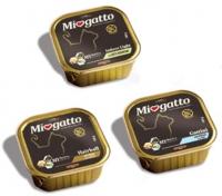Miogatto Pate Steril Manzo/Ortaggi 100gr