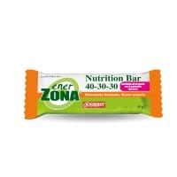 Ener Zona Nutrion Bar 40-30-30 Cioccolato Fondente Gusto Arancia