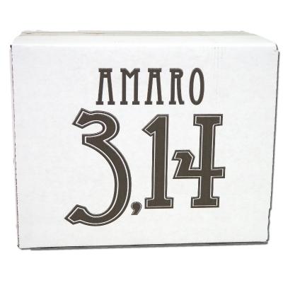 AMARO 3,14 cartone da 6 bottiglie